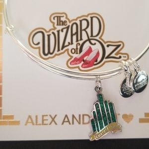 Alex and Ani wizard of Oz bangle